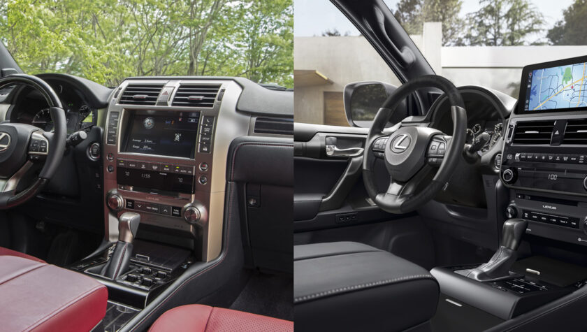 Lexus GX 2021