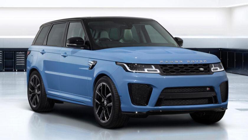 Range Rover Sport Ultimate Edition