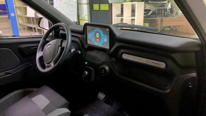 Электромобиль Zetta 2021