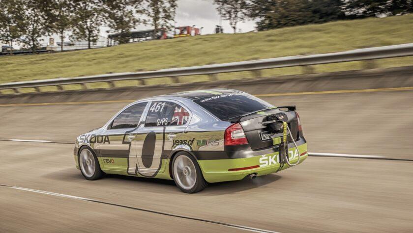 Skoda Octavia RS Bonneville