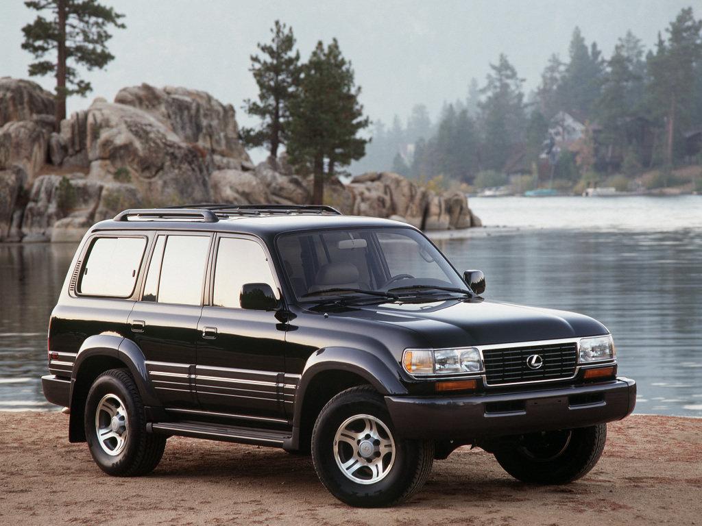 Lexus LX 450 1995