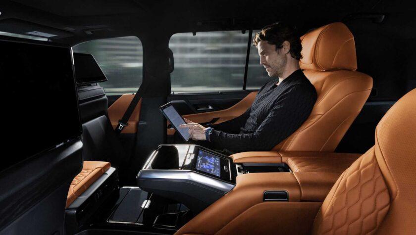 Lexus LX 600 2022