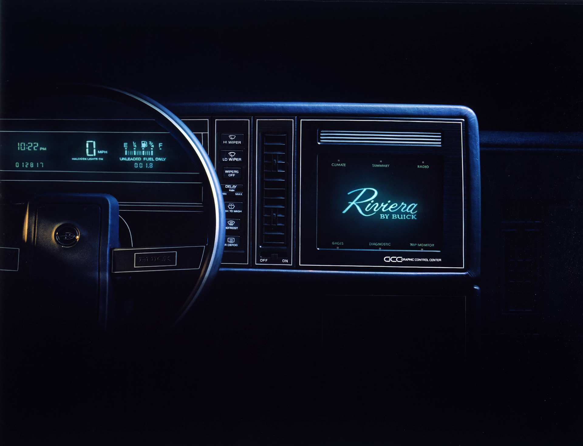 Buick Riviera 1986
