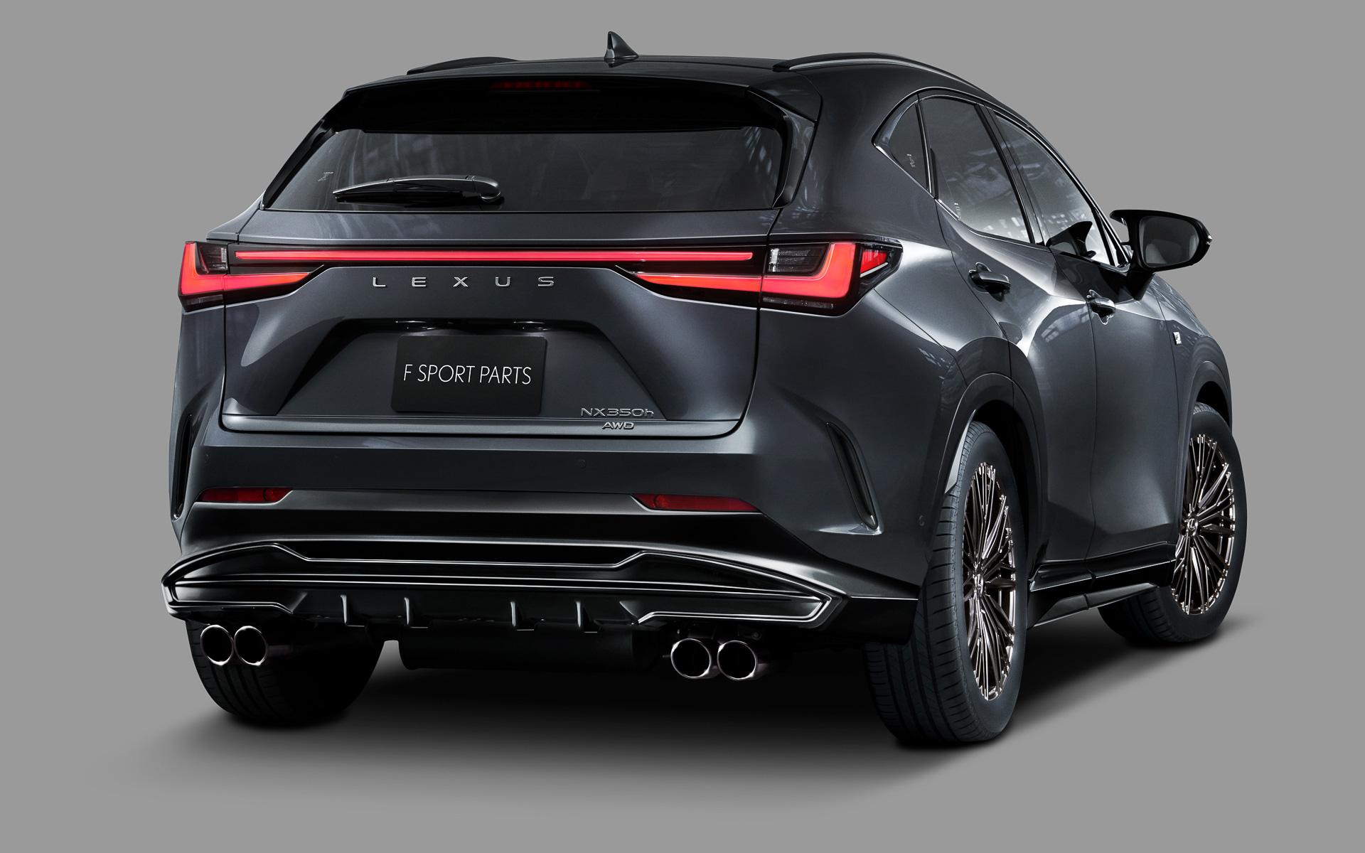 Lexus NX 2022 TRD