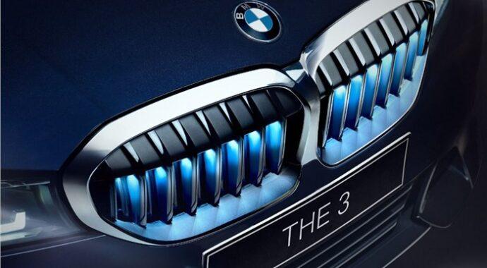 BMW 3 EV