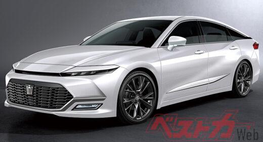 Toyota Crown 2022
