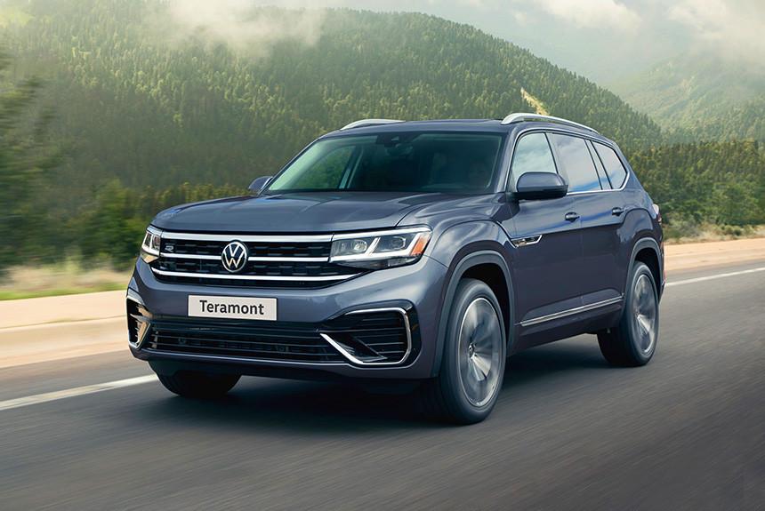 Volkswagen Teramont 2022