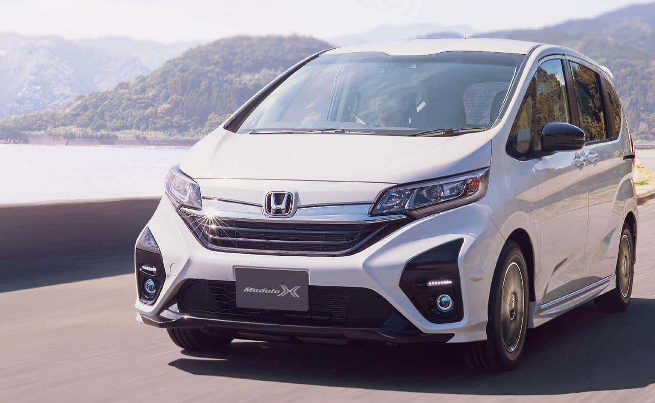 Honda Freed 2021