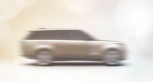 Range Rover 2022